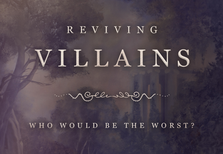 Which of These YA Villains' Revivals Would Be the Worst?