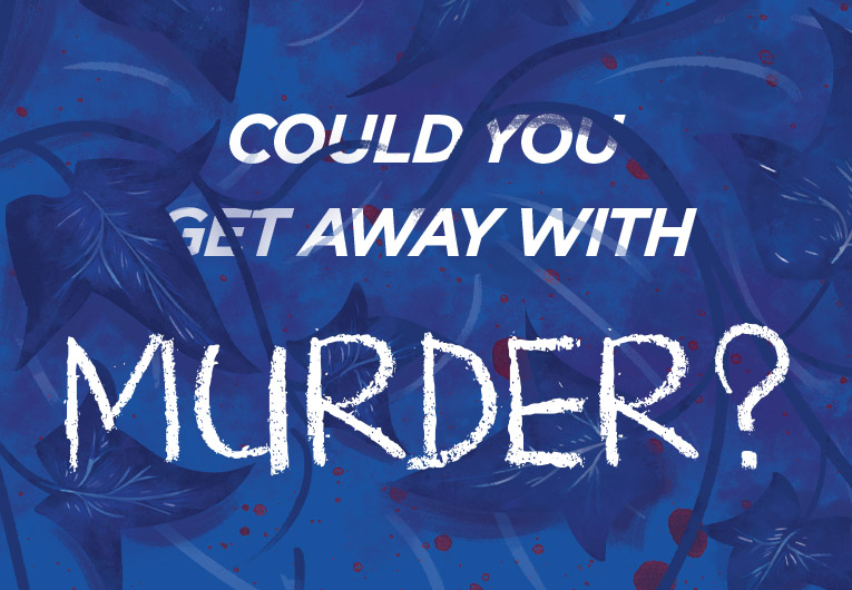 Could You Get Away with Murder? Enter the World of 'Truly Devious' to Find Out!