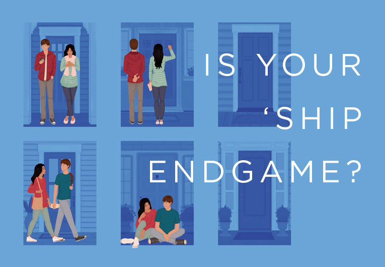 Go Shopping at Target & We'll Reveal If Your Relationship is Endgame