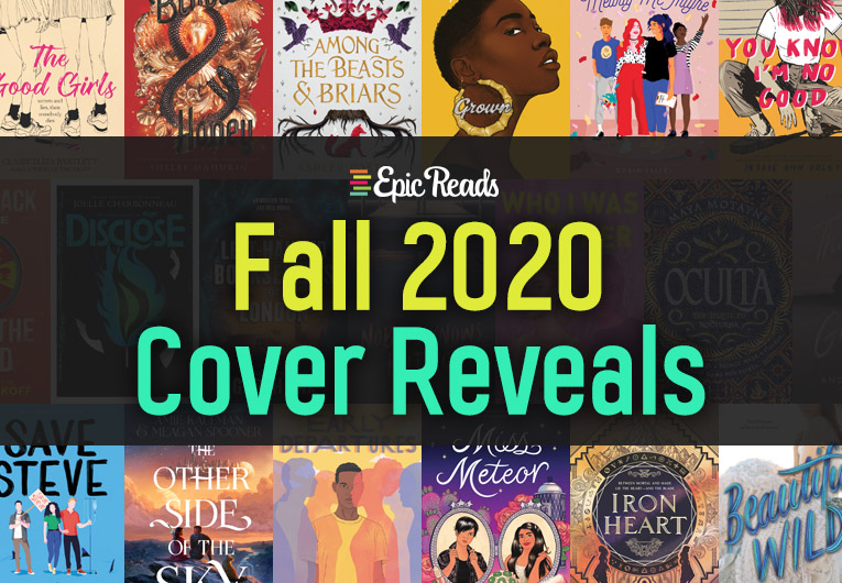 The Official List of Harper's Fall 2020 YA Cover Reveals