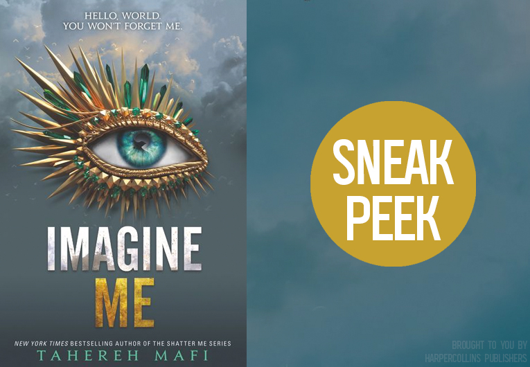 The End is Here: Read the First Two Chapters of 'Imagine Me'!