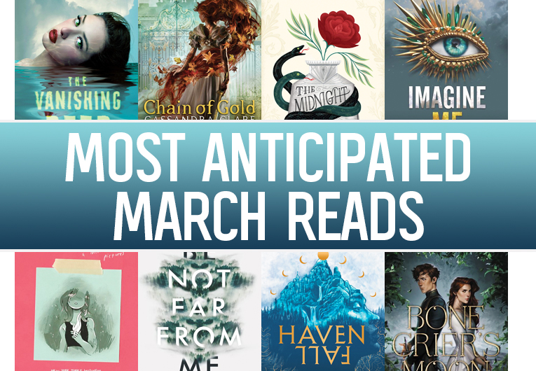 The 22 Most Anticipated YA Books to Read in March