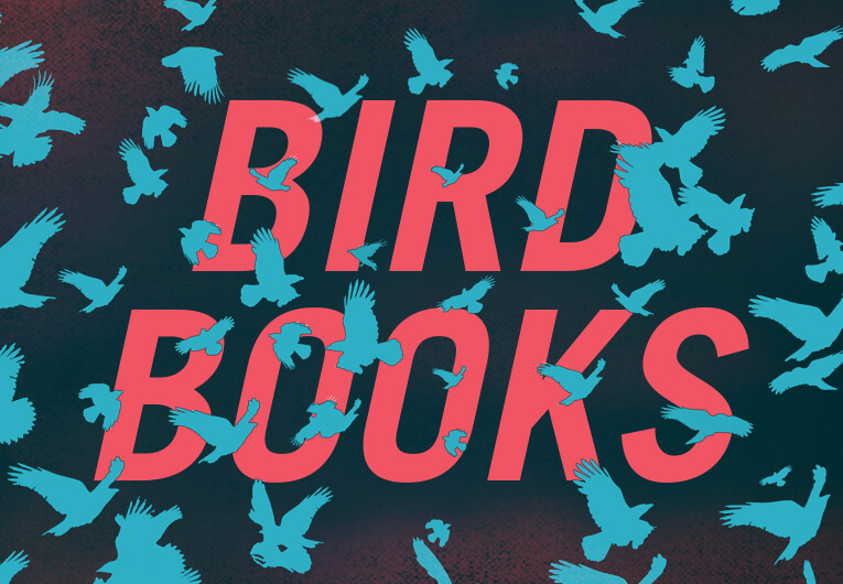 Can We Please Talk About All of These Bird Books?