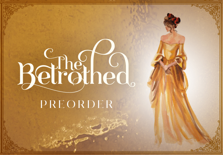 Preorder 'The Betrothed' to Get an Exclusive Art Print!