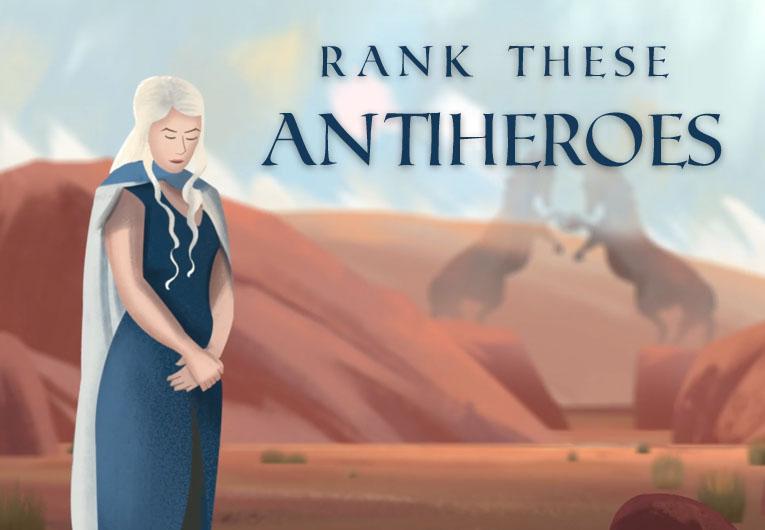 How Would You Rank the Best Anti-Heroes in YA?