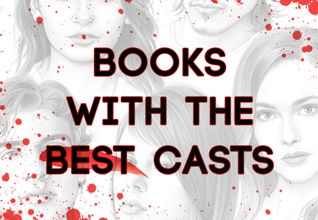 29 YA Books With Ensemble Casts