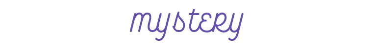 Audiobooks: Mystery