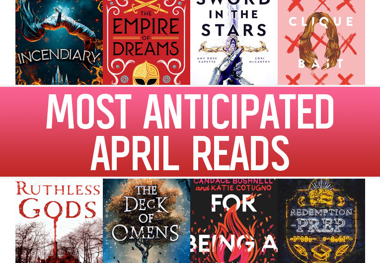 The 23 Most Anticipated YA Books to Read in April