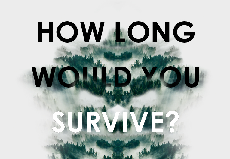 Take This Quiz to Find Out How Long You Would Survive Alone in the Wilderness