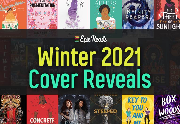 Best Ya Books 2021 The Official List of Harper's Winter 2021 YA Cover Reveals