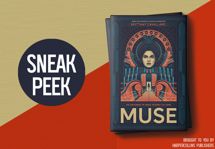 Explore a Reimagined America in This Sneak Peek of 'Muse'