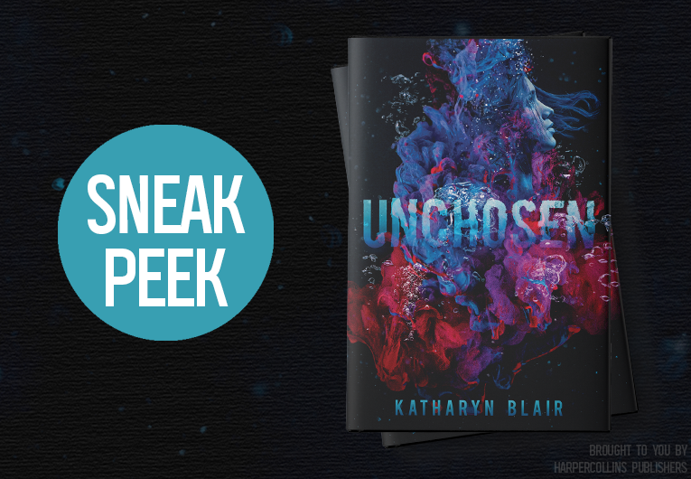Eye Contact May Kill, But You Won't Be Able to Look Away From This Sneak Peek of 'Unchosen'!