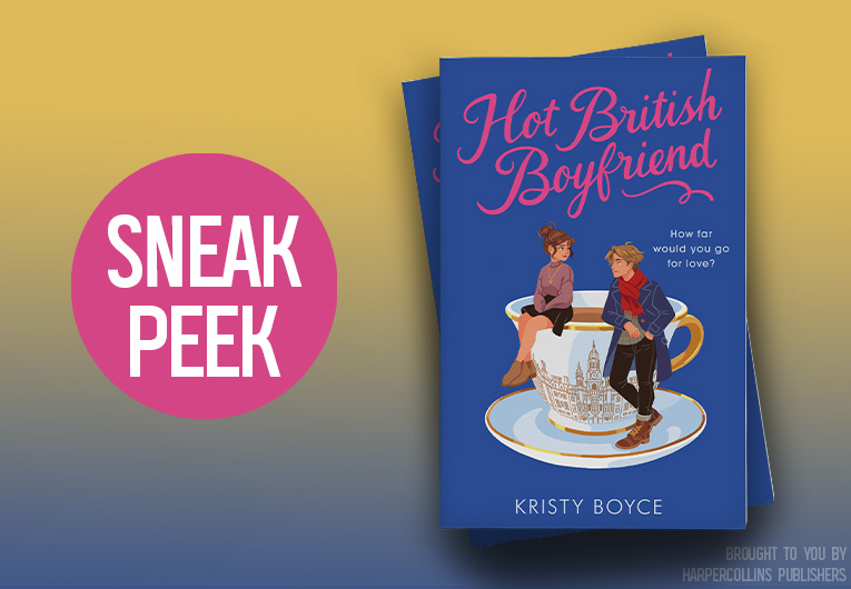 Get Ready to Swoon With This 'Hot British Boyfriend' Sneak Peek!