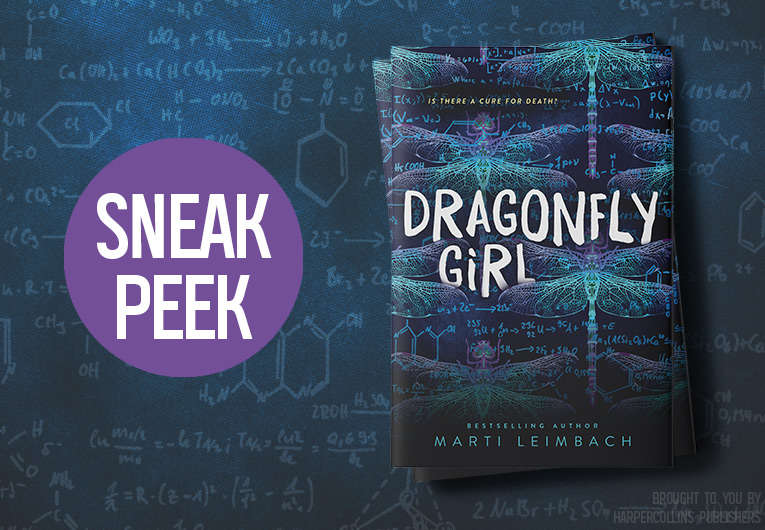 This Sneak Peek of 'Dragonfly Girl' Will Captivate You!