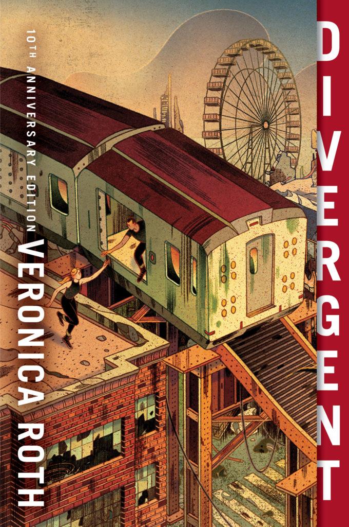 Divergent Anniversary Editions