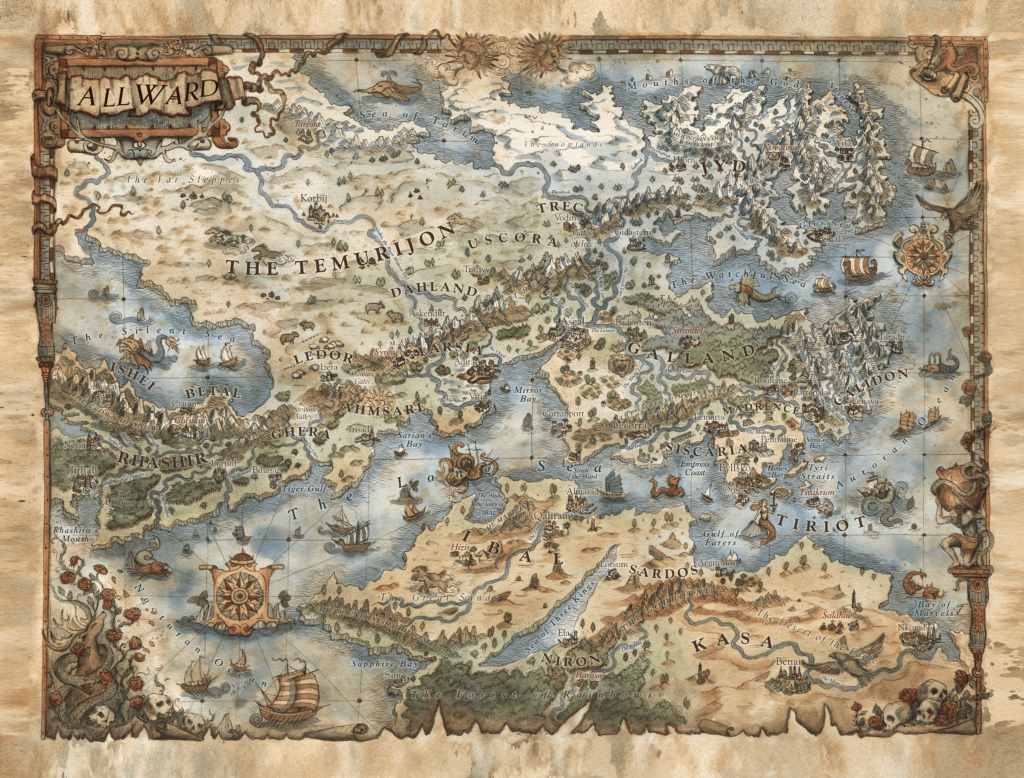Check out this Breakdown of the World of Realm Breaker!