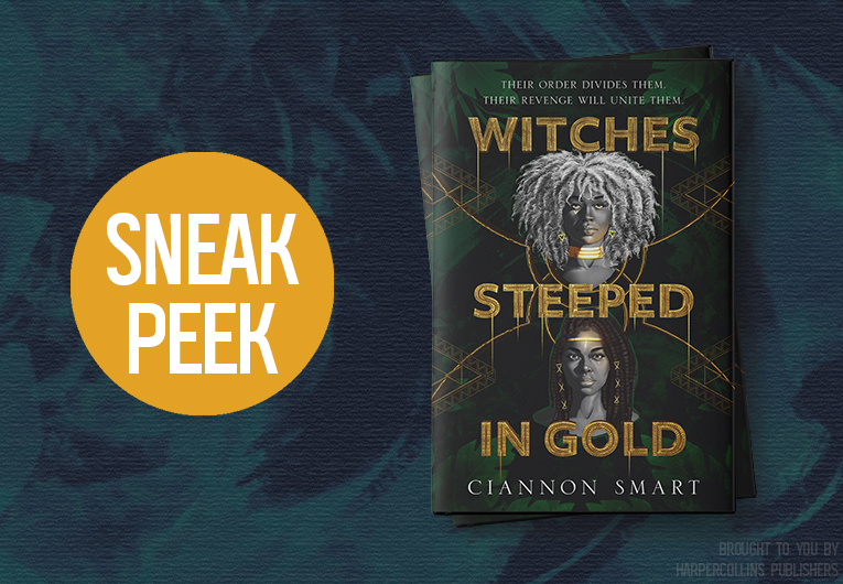 Read the First Two Chapters of this Epic Tale of Vengeful Witches!