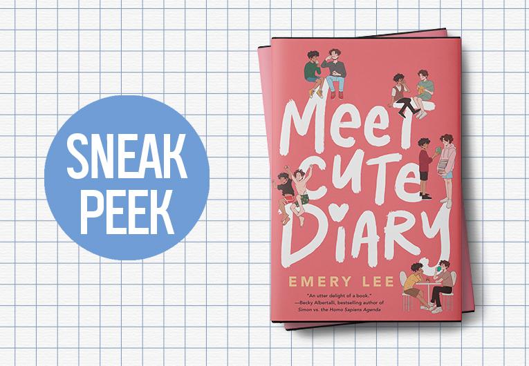 Get a Chance at Love in this 'Meet Cute Diary' Sneak Peek!