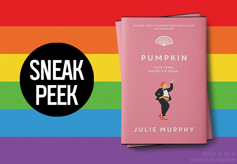 This Sneak Peek of 'Pumpkin' Brings Us Back to the Dumplinverse!