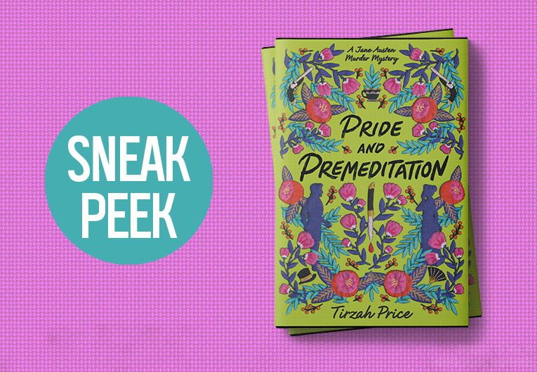 Things Are Getting Murderous in this 'Pride and Premeditation' Sneak Peek