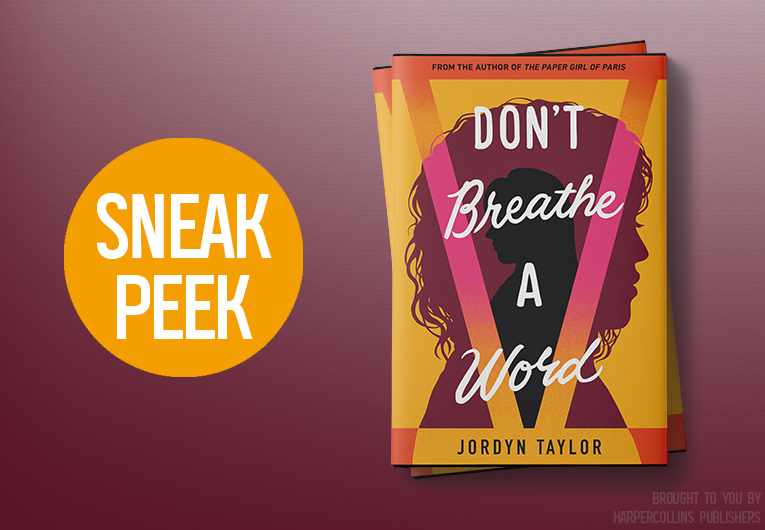This Excerpt of 'Don't Breathe A Word' Will Intrigue You!