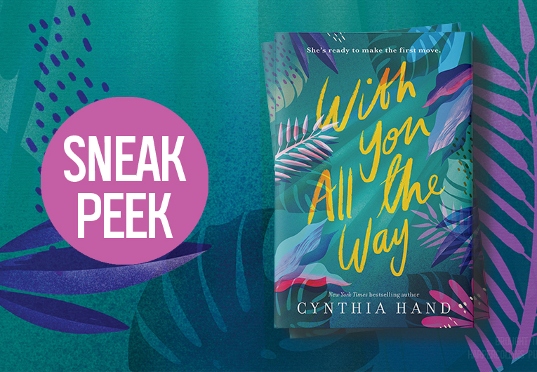 Start Reading 'With You All the Way' in this Sneak Peek!