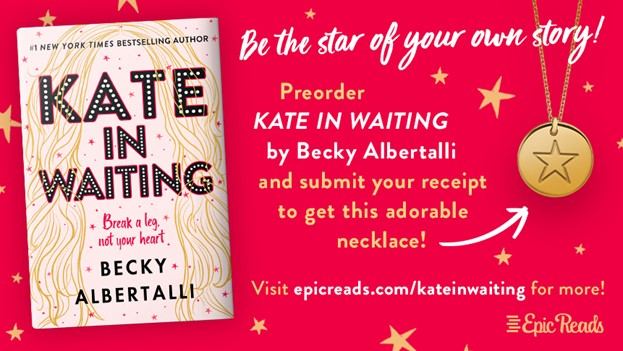Preorder Kate in Waiting