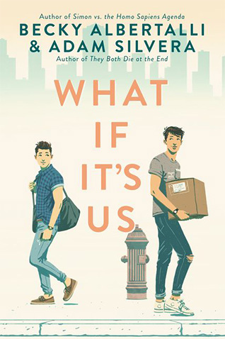 this month's Barnes & Noble pick: What If It's Us