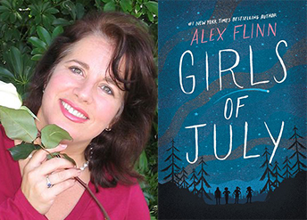Girls of July by Alex Flinn