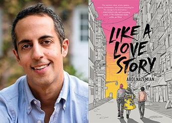 Like a Love Story by Abdi Nazemian