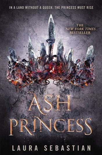 Ash Princessby Laura Sebastian